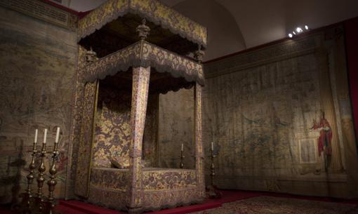 Túmulo fúnebre de los Reyes de España