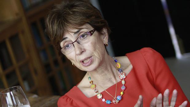 Pilar del Río, viuda de Saramago y creadora de la Fundación
