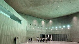 Pítima a varias manos en el Centro de Creación Contemporánea de Andalucía, en Córdoba