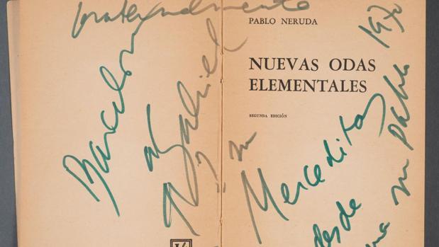 La felicitación que Neruda dedicó al gran escritor colombiano