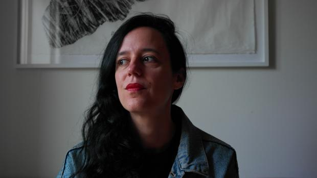 La escritora Paula Porroni