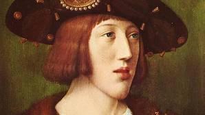 Retrato del joven Carlos I de España, posterior a 1515 por Bernard van Orley.
