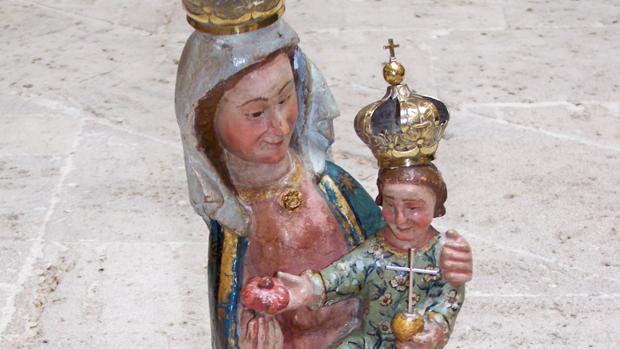 La Virgen de Revilla, patrona de Baltanás