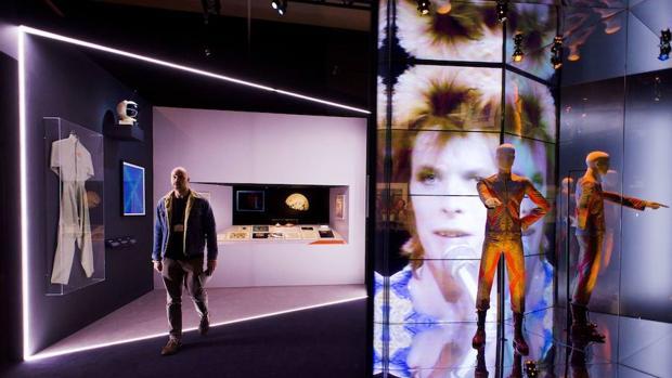 La exposición sobre Davis Bowie llegará a Barcelona esta primavera