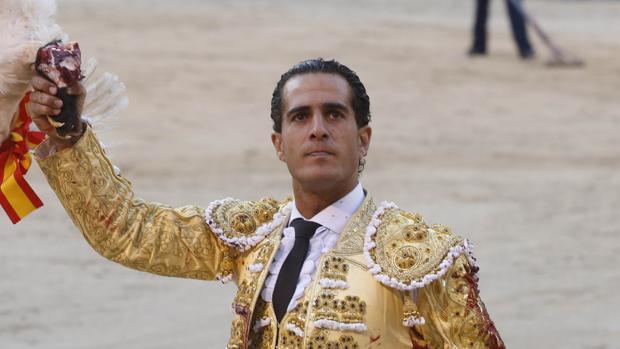 Iván Fandiño actuará en la primera corrida de la Feria de San Blas