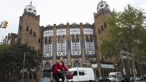 Monumentla de Barcelona