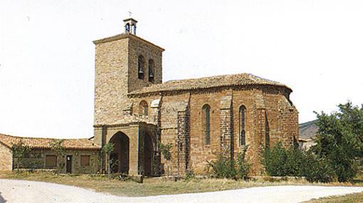 Iglesia de San Miguel de Salinas de Ibargoiti