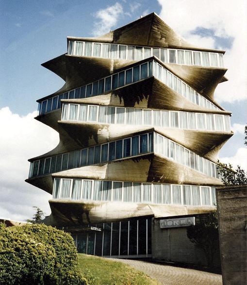 «La Pagoda», de Miguel Fisac