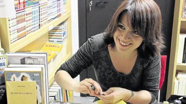 Ioana Gruia, autora de «El expediente Albertina»