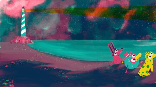 Ilustración perteneciente al libro «Leotolda» (Silonia, 2016)