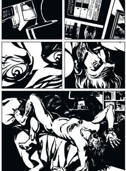 Página de «El perdón y la furia», de Altarriba & Keko