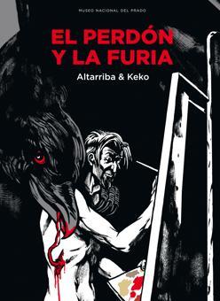 Portada de «El perdón y la furia», de Altarriba & Keko