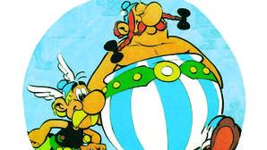 Asterix y Obélix salen de Francia en el álbum número 37 de su historia