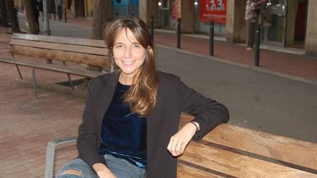 Laura Ferrero, autora de «Piscinas vacías»