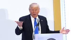 El EE.UU. distópico de Trump dispara las ventas de «1984»