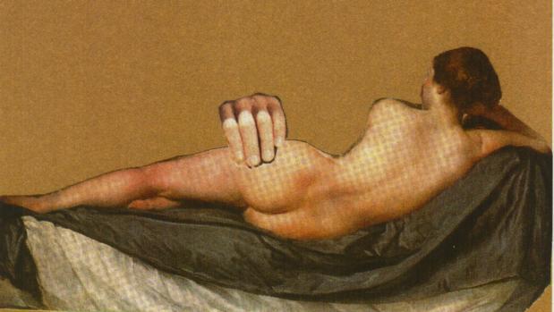Collage realizado po Wisława Szymborska