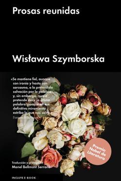 Portada del libro que se distribuye mañana, coincidiendo con el quinto aniversario de la muerte de Wisława Szymborska