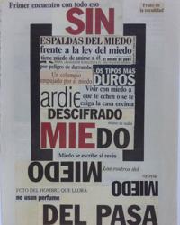 «Los poemas concretos», de Felipe Boso