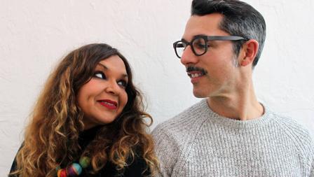 Rocio Arévalo y Pablo Martín Alonso son Los Vendaval