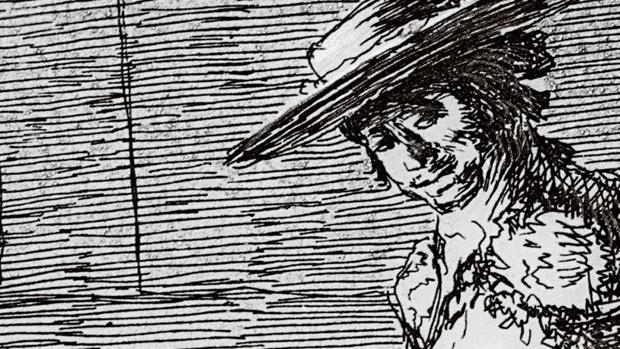 «Del Trazo a la luz. La Tauromaquia de Goya en las fotografías de Kallmeyer»
