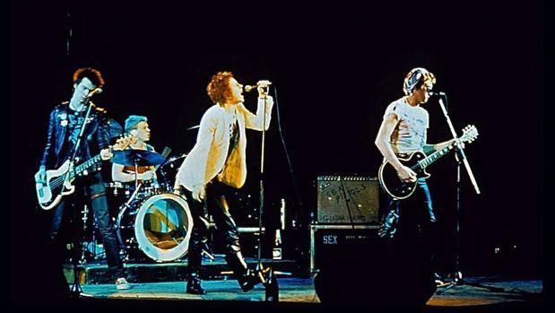 The Sex Pistols publicaron uno de los discos más influyentes de la historia del rock