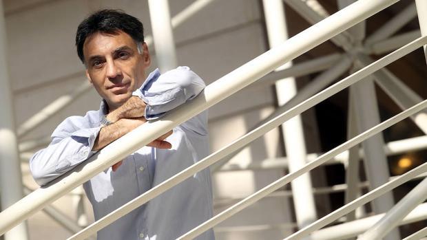 El escritor Antonio Iturbe en una imagen de archivo
