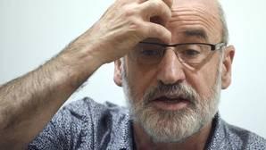 El escritor vasco Fernando Aramburu, autor de «Patria»