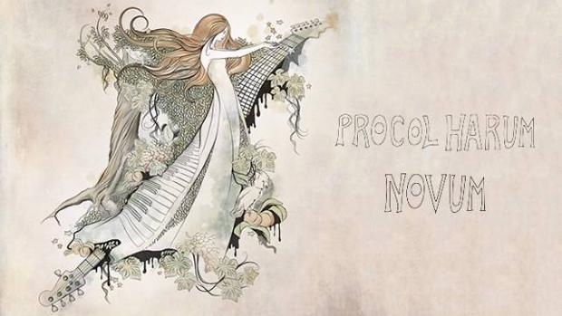 La portada de «Novum»