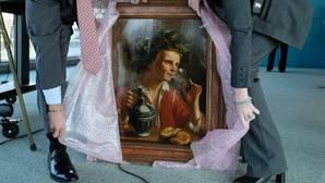 El FBI entrega a los herederos de un galerista judío un cuadro arrebatado por los nazis hace 80 años