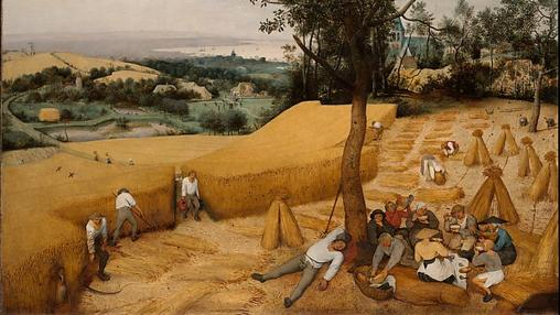 «Los segadores», de Pieter Bruegel el Viejo