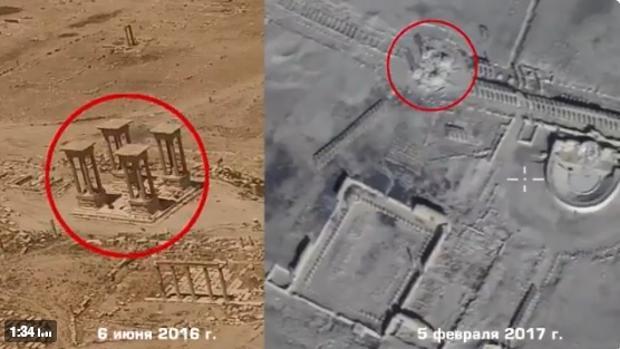 Hemeroteca: Rusia alerta de que Daesh planea arrasar más monumentos de Palmira   Autor del artículo: Finanzas.com