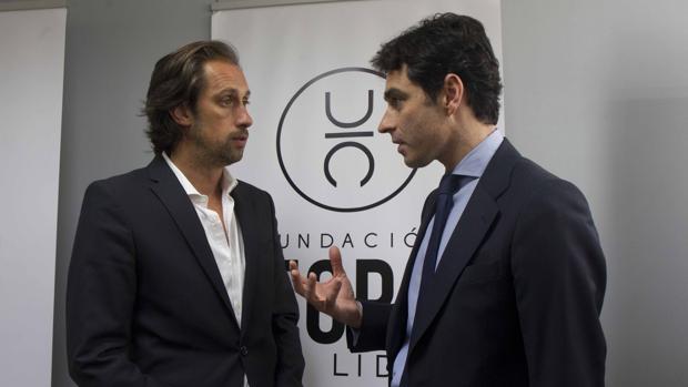 El torero Juan Diego y Soriano, abogado de la Fundación