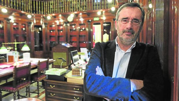 El catedrático de Filosofía Manuel Cruz
