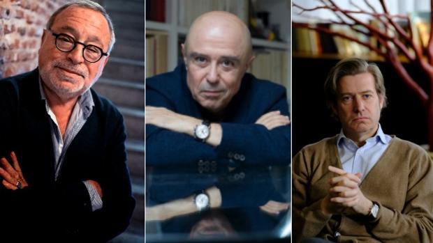 Fernando Savater, Gabriel Albiac y Javier Gomá