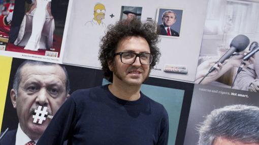 Daniel G. Andújar, artista de CasaSinFin