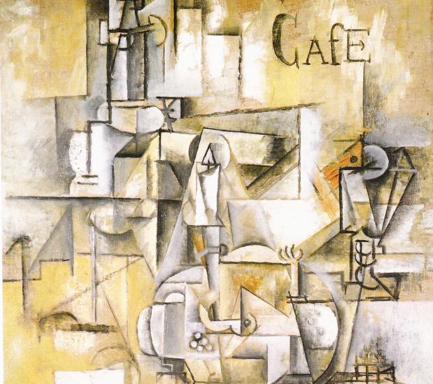 «Le pigeon aux petits pois», de Picasso