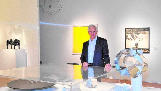 Eduardo Costantini es uno de los premiados por la Fundación ARCO