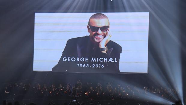Homenaje en los Brit Awards a George Michael