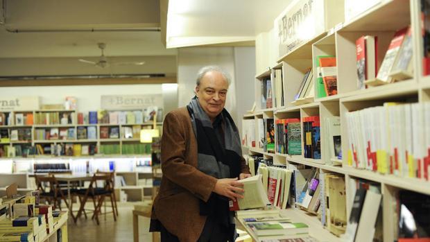 Enrique Vila-Matas, autor de «Mac y su contratiempo»