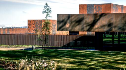 Museo Soulages. Rodez (Francia), 2014