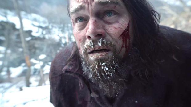 Fotograma de la película «El renacido»