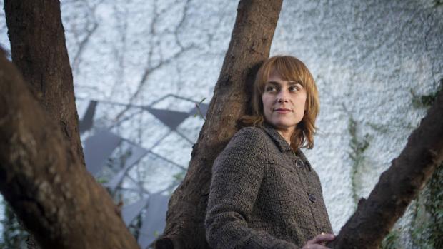 Sara Mesa, autora de «Un incendio invisible»