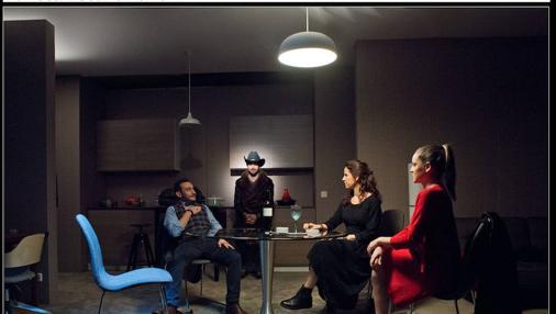 Escena de «Furiosa Escandinavia», ganadora del Premio Lope de Vega 2016