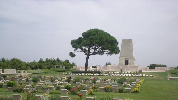Cementerio australiano de Lone Pine