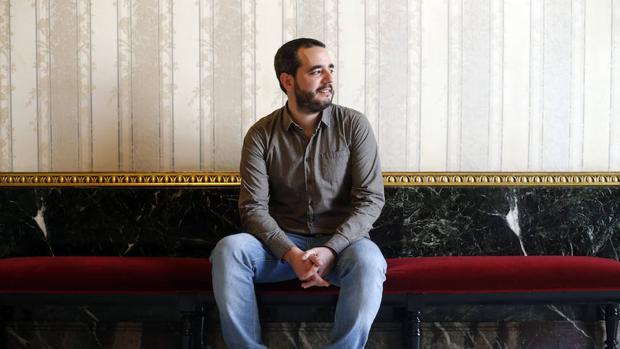 El dramaturgo Antonio Rojano
