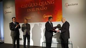 Miguel Zugaza se despide del Prado «dinamitando» el Salón de Reinos