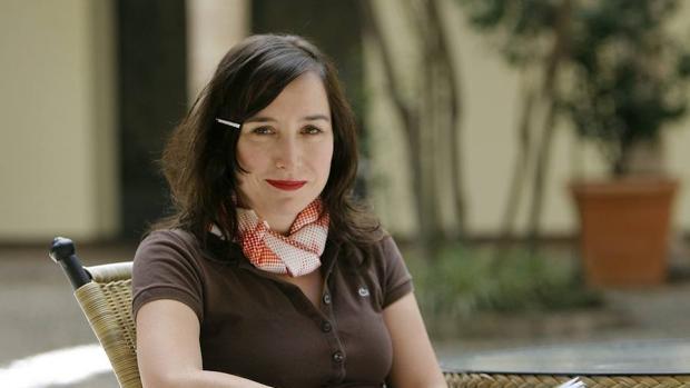 Blanca Riestra, autora de «Greta en su laberinto»