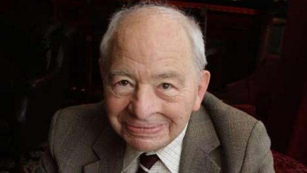 El escritor británico Colin Dexter