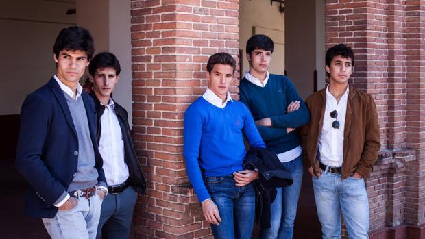 Pablo Aguado, García Navarrete, Diego Carretero, Ángel Sánchez y Leo Valadez actuarán, junto al venezolano Manolo Vanegas, en los primeros festejos de Las Ventas