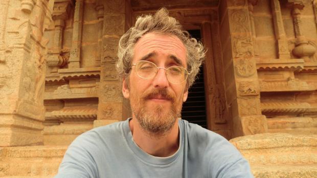 El selfie que Sergi Puertas dedica a ABC Cultural